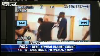 Mass Shooting on 4th of July, Pontiac Michigan