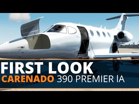 Carenado 390 Premier IA: The FSElite First Look