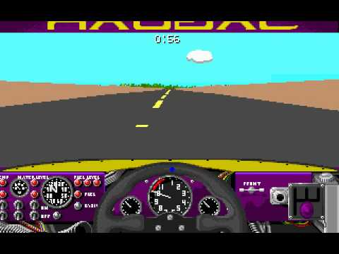 Distinctive Software - Stunts - 1990