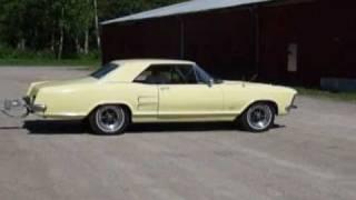 Buick Riviera 1964 - Monterey 2300 sport cabin