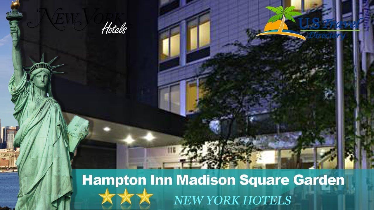 Hampton Inn Madison Square Garden   New York Hotels, New York