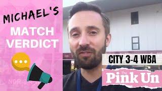 Norwich City 3-4 West Bromwich Albion | Michael Bailey video verdict