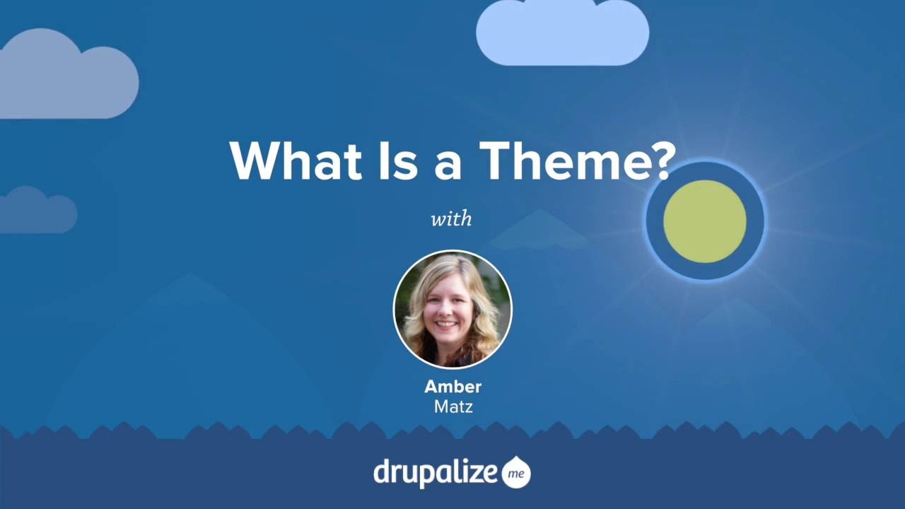What Is a Theme? - YouTube