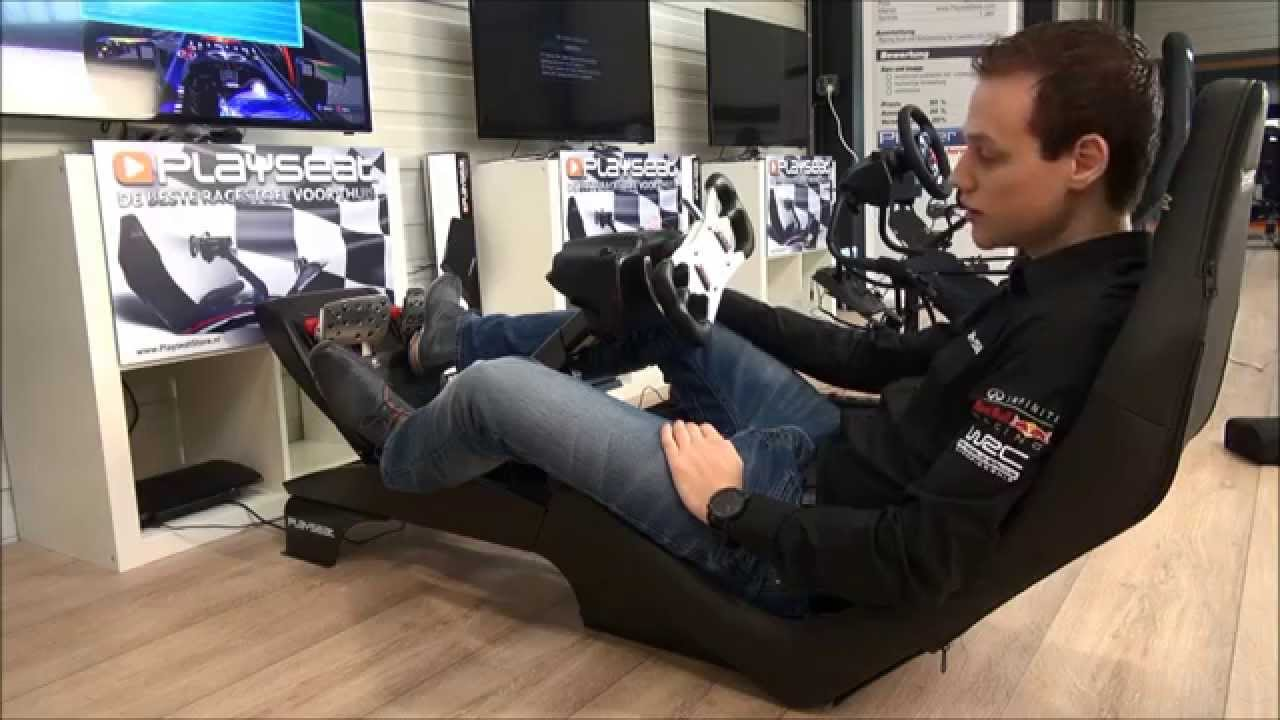 Playseat 174 Grand Prix Introduction By Playseatstore Youtube