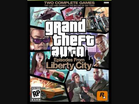 GRAND THEFT AUTO BALLAD OF GAY TONY