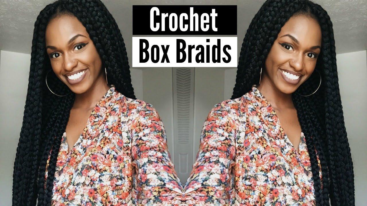 Tutorial Janet Collection Havana Mambo Crochet Box Braids In Less