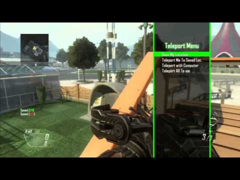 [PS3/BO2] 1.19 Code Green GSC Mod Menu