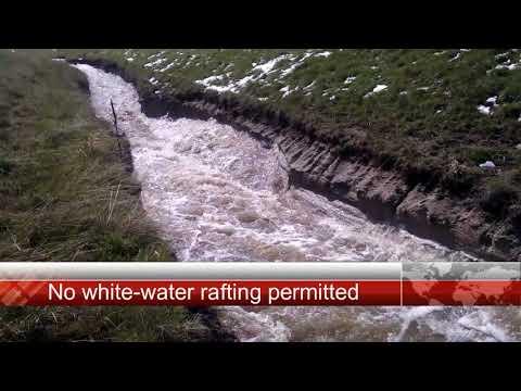 Filling Rueter-Hess Reservoir
