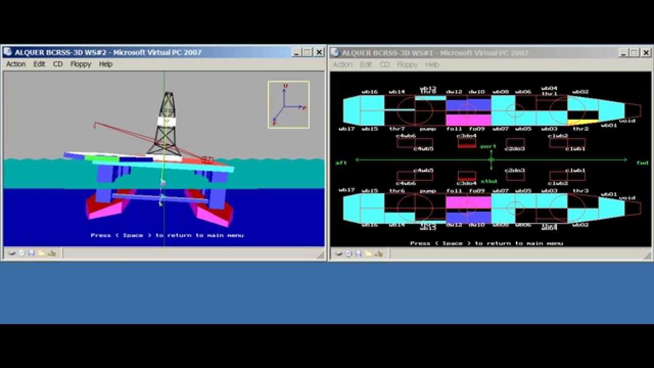 ballast control