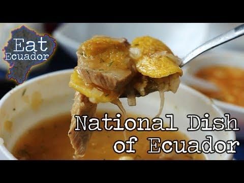 Amazing Tuna Stew - NATIONAL DISH OF ECUADOR - Encebollado | Where To Eat In Quito
