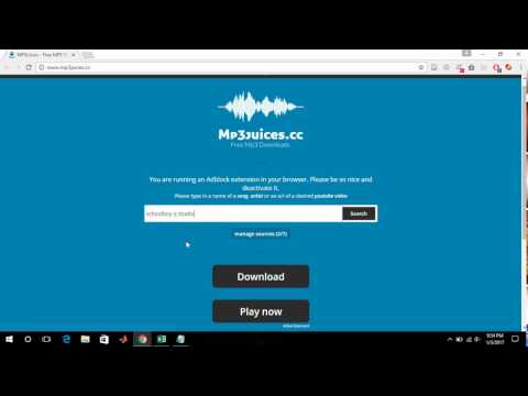 **How To Download Music For FREE (NO VIRUS) (2017)