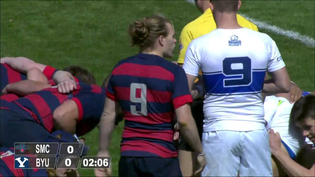 BYU Cougars vs. Saint Mary Gaels - YouTube