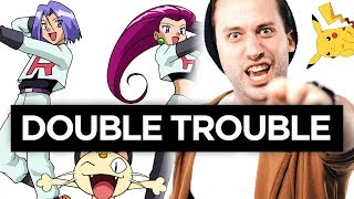 TEAM ROCKET (Double Trouble) - Pokémon METAL cover by Jonathan Young (feat. Nikki Simmons)