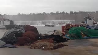 port de krichtel كارثة طبيعية في ميناء كريشتل