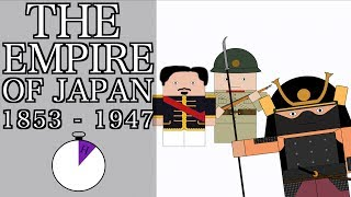 Ten Minute History - The Meiji Restoration and the Empire of Japan (Short Documentary)