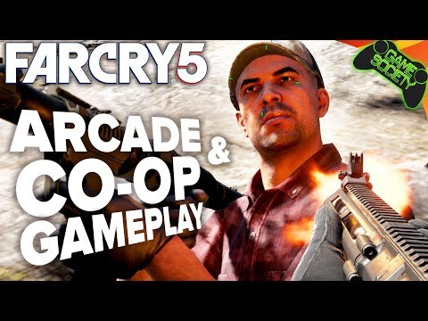 Far Cry 5 Gameplay - Arcade Mode/Multiplayer