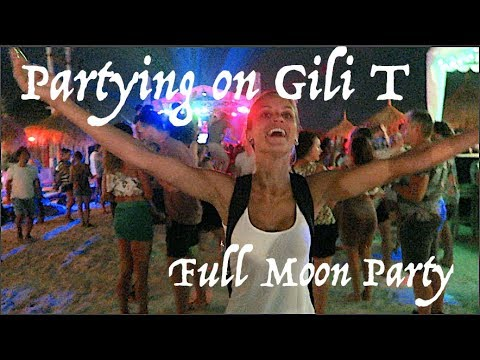 Partying on Gili T (CH1E10)
