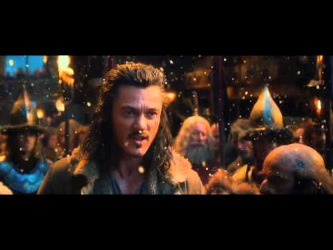The Hobbit (2013) Official Trailer # 1: The Desolation Of Smaug (HD)