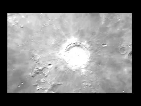 crater copernico y Sinus Iridium!