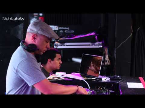 DJ Ala Live @ 3rd Annual Souleil   Winter Music Conference 2015