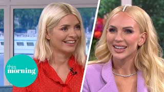 Phillip & Holly Finally Meet Selling Sunset's Christine Quinn | This Morning