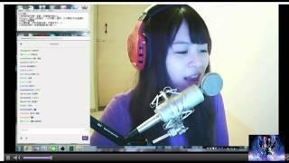 2015 01 07 開水小姐演唱張傑 下雨天