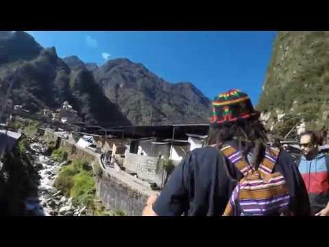 Tribal Seeds in Peru 16'