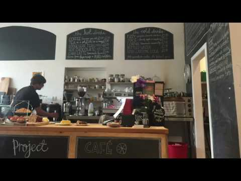 Foodie Explorers visit The Project Cafe, Glasgow