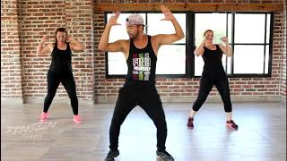 zumba mas ritmo fitness intermedio con gabriel tristan ritmozum fitness