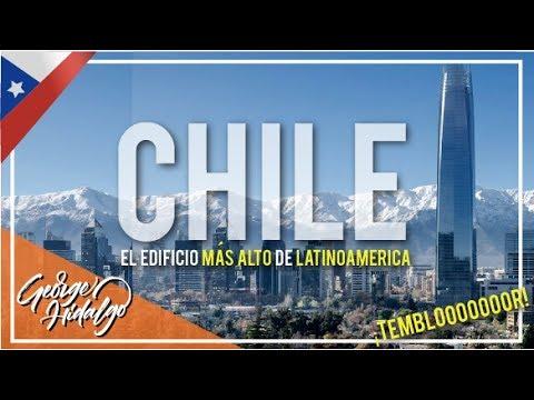 Costanera Center: TEMBLOR En Rascacielos Más Alto De Latinoamérica   Chile