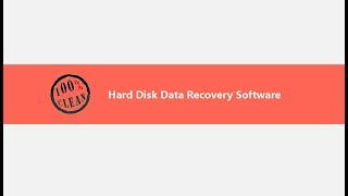 Free Download Hard Disk Data Recovery Software and Get Full Version