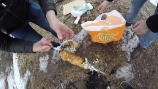Кулирнарный поединок или как приготовить стейк, ребрышки и рыбку