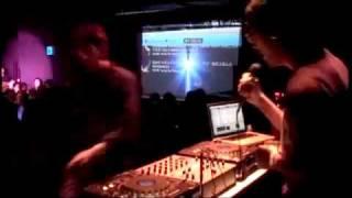 2010/11/12 THE☆荒川智則@Daikanyama UNIT tofubeats feat, dj newtown ...