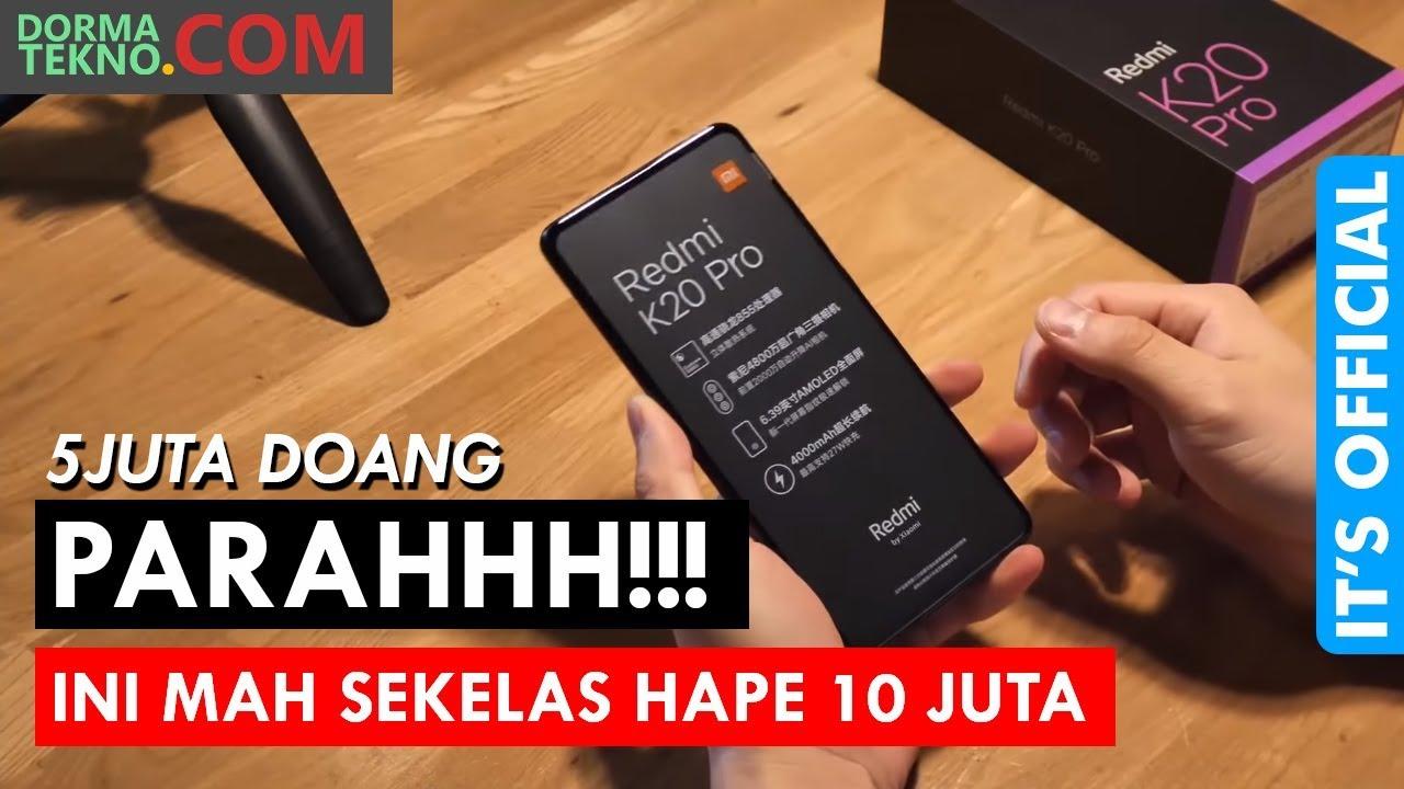 Resmi Sumpah Redmi K20 Pro K20 Parah Spesifikasi Dan Harga