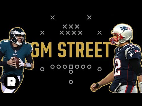 Friday Focus: The Future for Foles, Cousins, and Eli | GM Street (Ep. 229) | The Ringer