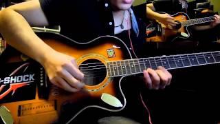 Avenged Sevenfold - Avenged Sevenfold Solos (on Acoustic Guitar)