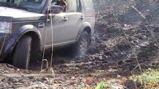 Land Rover Discovery 4. Off road micro-test in Kaluga(LR Disco 4 на Волок.Выходных 20 октября 2012. Между Калугой и Тарусой. За рулем Алексей Мочалов. http://alexey-mochalov.livejournal.com/, 2012-10-22T22:07:19.000Z)