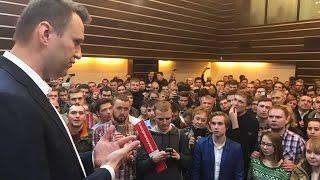 ОТКРЫТИЕ ШТАБА/НАВАЛЬНЫЙ/ТЮМЕНЬ (14.04.2017)