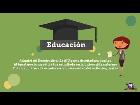 Curriculum Vitae Comunicacion Integral Ana Karen Youtube