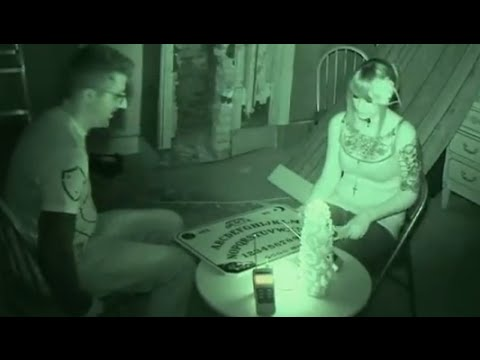 Scary as HELL Ouija Board Gone Bad, 100% REAL