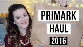 Primark Haul February 2016  | ohhitsonlyalice