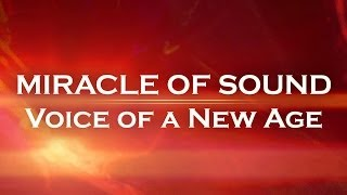 Repeat youtube video VOICE OF A NEW AGE by Miracle Of Sound (Industrial EDM)