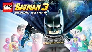 Lego Batman 3 Beyond Gotham Gameplay Ep3