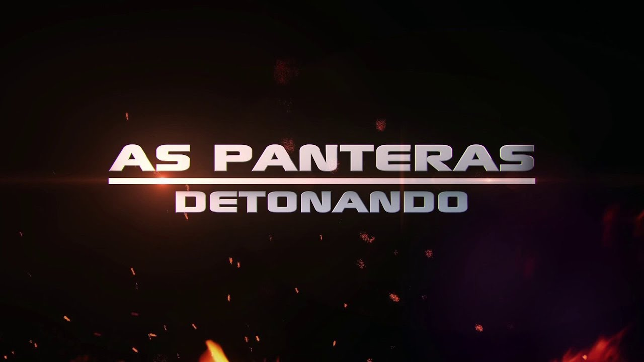 Chamada Do Filme As Panteras Detonando No Festival Rexona De