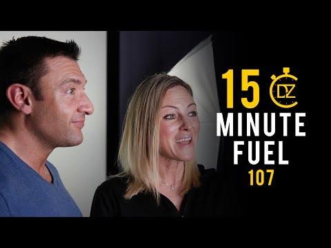3 lies of motherhood! //  15 minute fuel 107