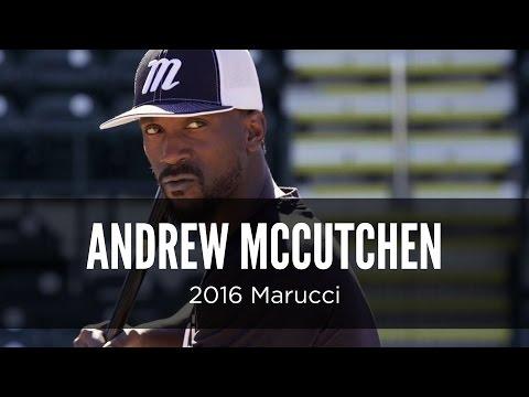Andrew McCutchen- 2016 Marucci