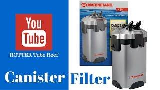 Canister Filter Setup For Salt Water Aquarium