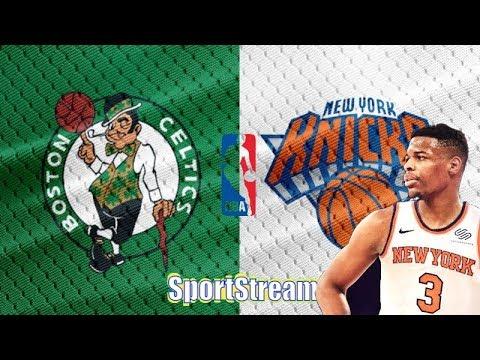 🏀Boston Celtics @ New York Knicks🏀 | NBA | 🔴2K🔴