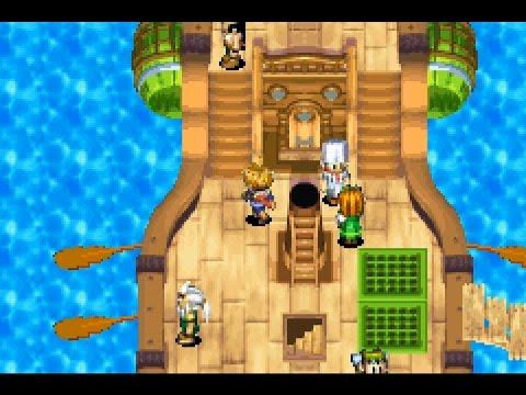 Let's Play Golden Sun 37: The Tolbi-Bound Ship