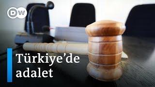 10 Temmuz Dünya Hukuk Günü: Hukukun adı var kendi yok - DW Türkçe